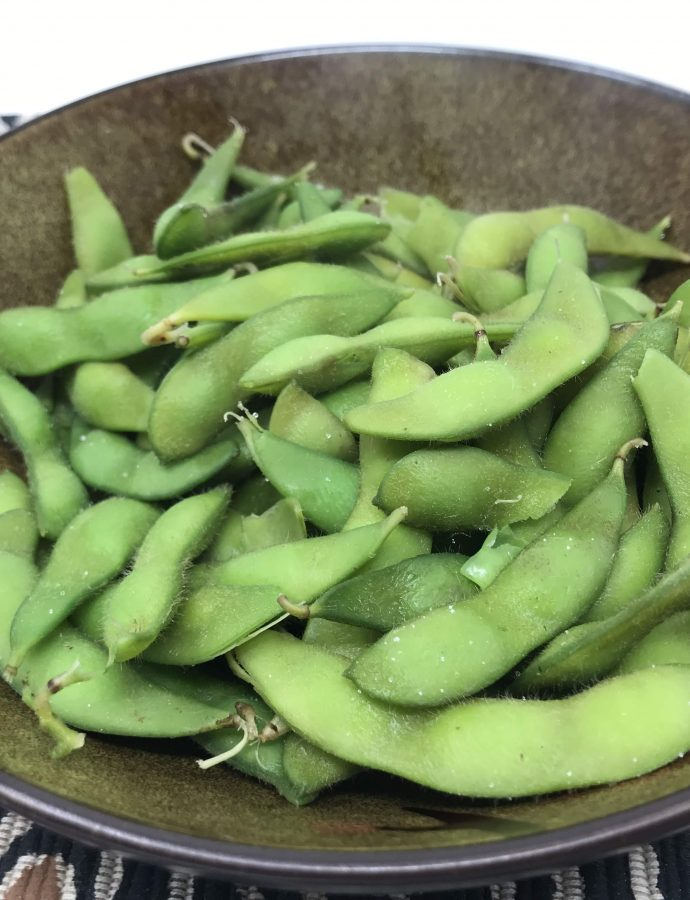 Soybean – Edamame the Perfect Plant