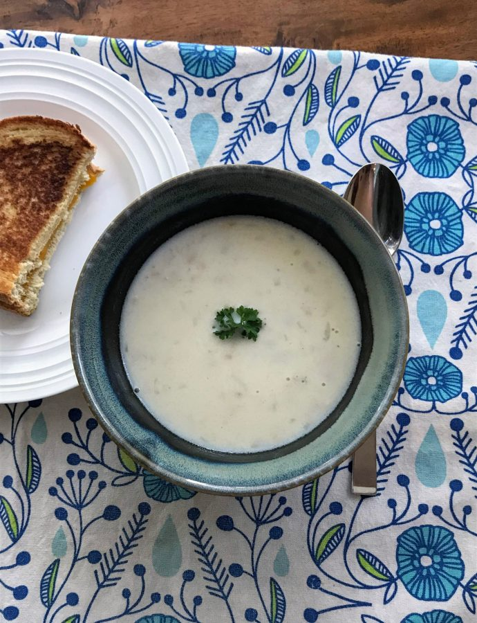 Crowd Pleasing Clam Chowder