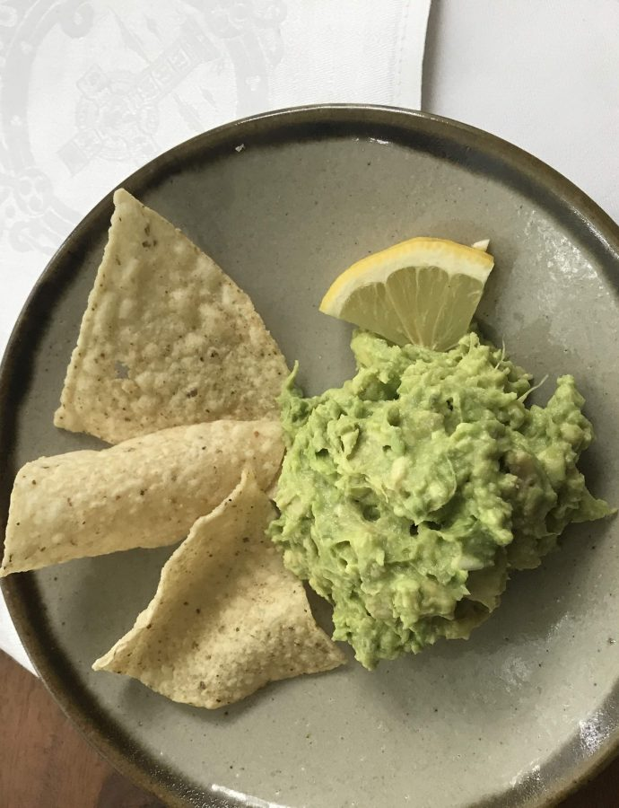 House Favorite Guacamole Dip
