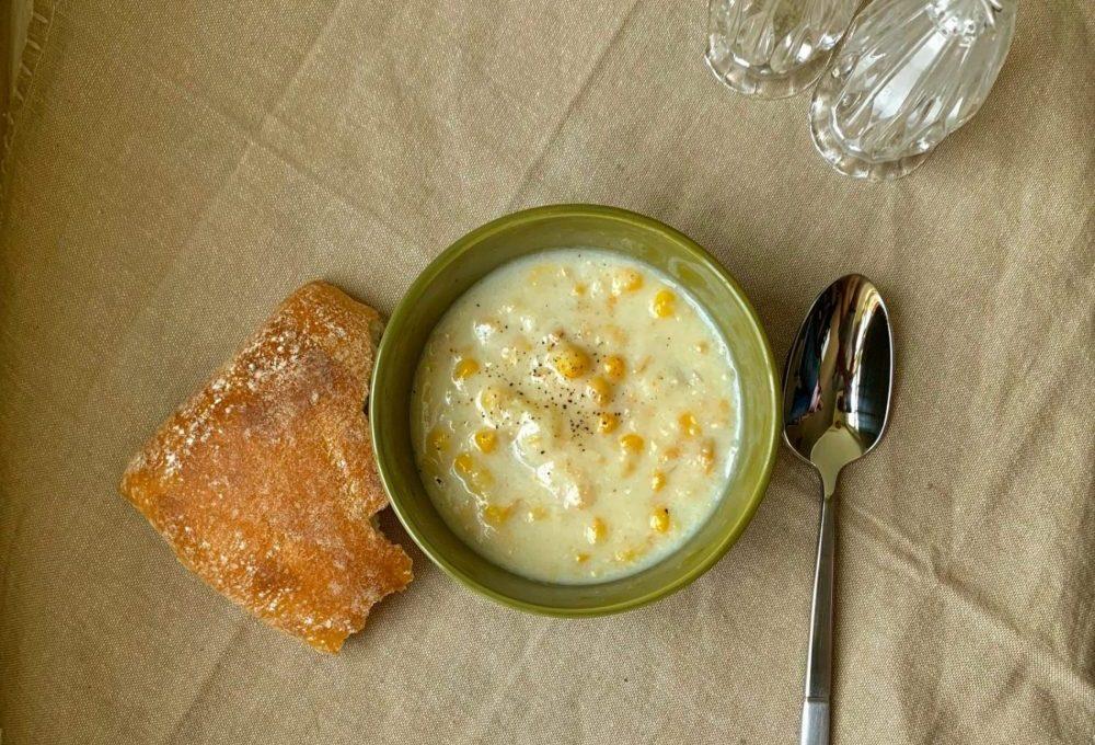 Triple Corn Chowder