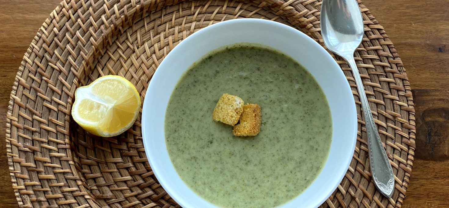 Cream of Parsley Soup