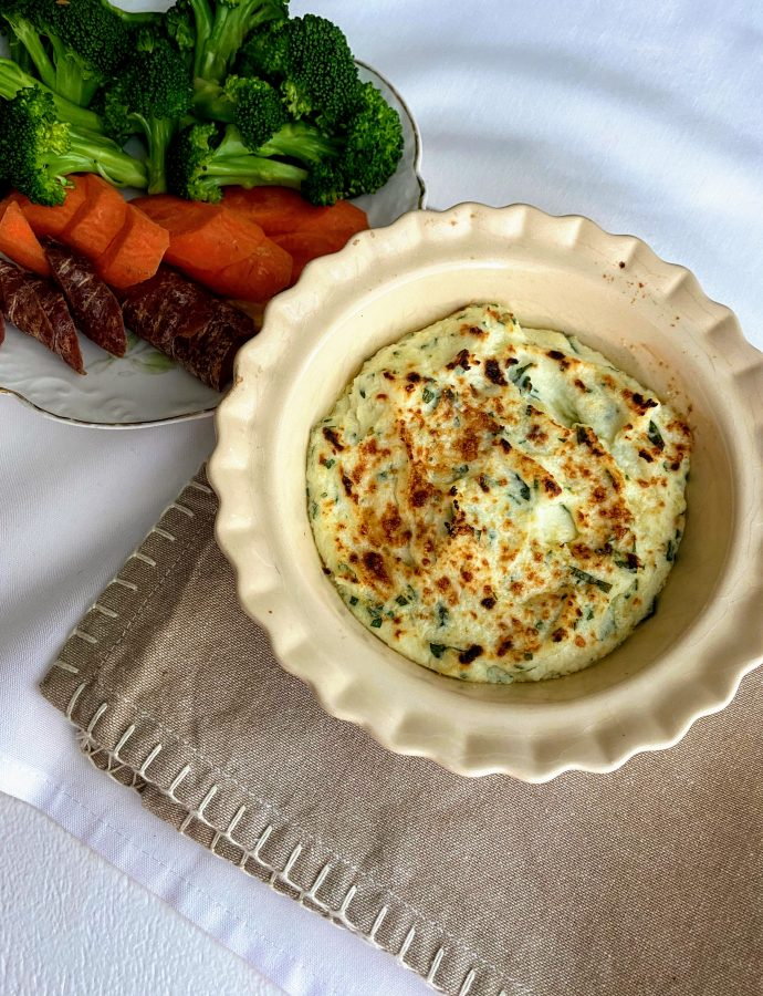 Low-Carb Ricotta Cheese Dip