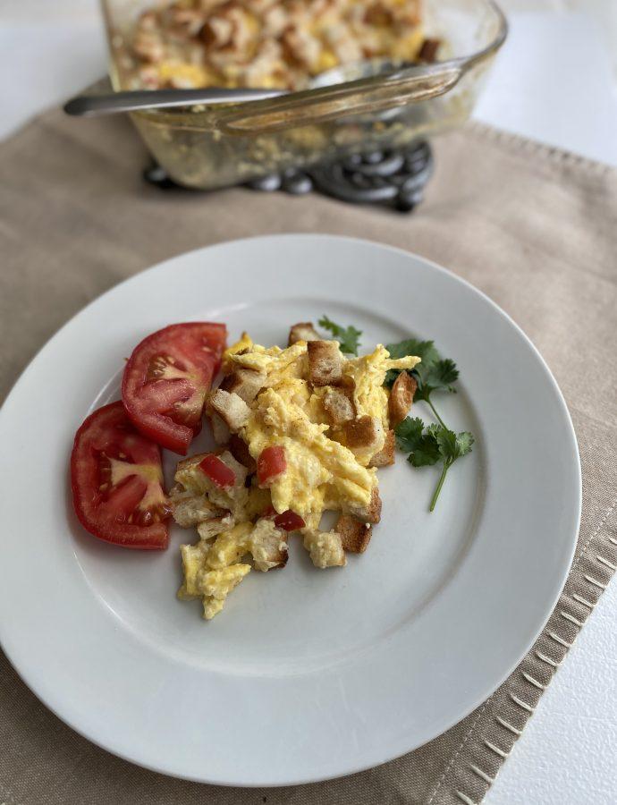 Egg Scramble ~ Breakfast Casserole