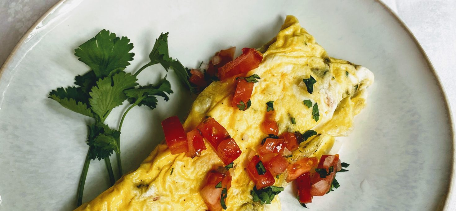 No Fail Omelets in a Bag